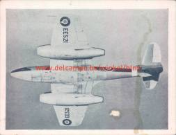 Meteor F Mk.4 (Clipped Wing) - Luchtvaart