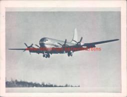 1948 C-97A Stratocruiser - Aviation
