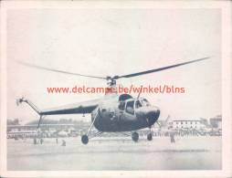1953 Mil Helicopter (Hare) A/L27 - Aviation
