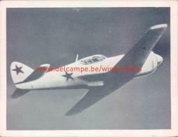 1950 LA-9 (Fritz) A/L9 - Luchtvaart