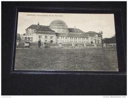 Germany Hamburg Vorlesungshalle Auf Der Moorweide__(9275) - Eimsbüttel