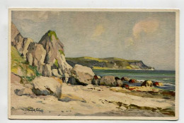The Rugged Coast Of Ireland - Postcards
