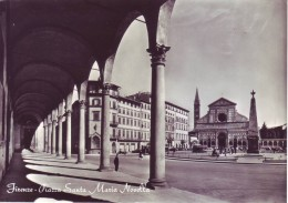 Firenze - S.Maria Novella, Viaggiata 1961 - Firenze