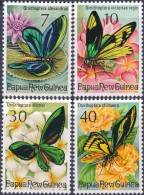 Papua-Nieuw-Guinea   Butterflies - Vlinders