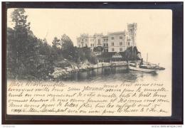 Italy Trieste Schloss Miramar -09__(9996) - Trieste
