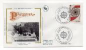 """1983--enveloppe 1er Jour-FDC""""Soie""""--EUROPA-Photographie-Nicéphore Niepce--cachet  PARIS--75 - FDC"""