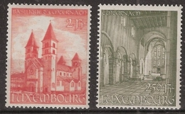 Luxembourg 1953 - Mi 514/515  MNH/** Postfrisch - Ungebraucht
