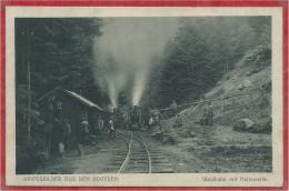 88 - 67 - DONON - PRAYE - MOUSSEY - Vogesen - Feldbahn - Waldbahn - Train à Voies étroites - Guerre 14/18 - Feldpost - Non Classés