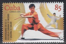 CUBA 2015 Wushu - Cuba