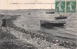 ¤¤   -   3  -  MESQUER   -  La Grève De Merquel    -  ¤¤ - Mesquer Quimiac