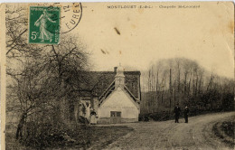 28 MONTLOUET CHAPELLE ST LEONARD - France