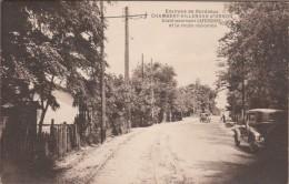 33-CHAMBERY-VILLENAVE-D´ORNON-Etablissement LAFEYCHINE Et La Route Nationale... Animé - France