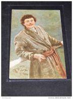 Paintings Russia I.E.Repine Portrait D'un Homme Russe__(3902) - Peintures & Tableaux