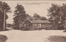 33-CHAMBERY-VILLENAVE-D´ORNON-Etablissement LABROUSSE, Buvette... Animé - France