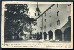 Lons Le Saunier - Cour Interieure Du Grand Seminaire - Viaggiata 1903 - Rif. 07841 - Lons Le Saunier
