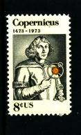 UNITED STATES/USA - 1973  COPERNICUS  MINT NH - Stati Uniti