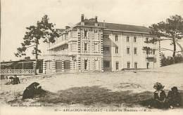 A-16 7335 : ARCACHON LE MOULLEAU  HOTEL - Arcachon