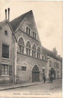 Provins : Ancien Hôtel Vauluisant TB - Provins