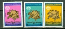 Irak 1974  Yv 721/723**, Mi 795/797**,  MNH - Iraq