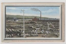 Romania - Curtea De Arges - Fabrica De Cherestea - Wood Industry - Romania