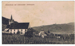 "France:67.bas Rhin.Chatenois ""chateau De Scherwiller"" - Chatenois"