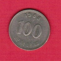 KOREA---South  100 WON 1988 (KM # 35.2) - Korea, South