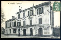 Cpa  Du 78 Croissy  La Mairie   LIOB85 - Croissy-sur-Seine