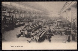 LOT- LOTH ( Beersel - Dworp - Sint Pieters Leeuw ) - Le Progrès Industriel - Hall De Montage - Zonder Classificatie