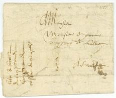 De BERMOND - Graulhet (Tarn) à Lautrec - 1568 - Marcophilie (Lettres)