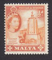 Malta, Scott #247, Mint Never Hinged, Scene Of Malta, Issued 1956 - Malta