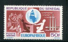 Sénégal P.A Y&T N°42 Neuf Sans Charnière ** - Senegal (1960-...)
