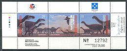 162 MICRONESIE 1994 - Faune Dinosaure Prehistoire (Yvert BF 17) Neuf ** (MNH) Sans Trace De Charniere - Micronésie