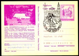 Austria Salzburg 1983 / Salzburg Festival - 1981-90 Briefe U. Dokumente