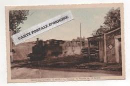 95 - GRISY LES PLATRES - PASSAGE DU RAPIDE DE 13 HEURES - Other Municipalities