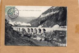 CPA, Morez, Le Viaduc - Morez