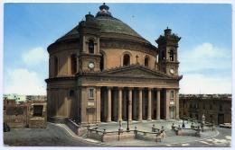 MALTA : MOSTA CHURCH - Malte