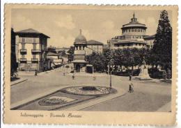 Salsomaggiore, Piazzale Berzieri - F.G. - Anni ´1930 - Parma