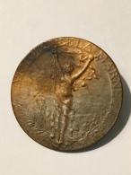 - Belle Médaille Militaire - WW1 - Victoire De La Marne,  Grande Guerre, 1917,  Rare, Bon état, Scans. - France
