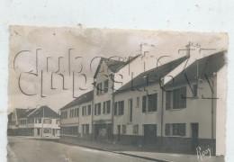 Saint-Nazaire (44) : La Rue Principale De L'Immaculée Prise Au Niveau Du Magasin De Boucherie En 1950 PF. - Saint Nazaire
