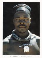 Namibia Himba Afrika Afrique Etnique Etnic Africa Tribal Men Tribe Tribu Homme Tony Pupkewitz - Namibie