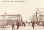 Manage  Le Passage à Niveau Et Faubourg Du Nord ( Carte Adeps ) - Manage