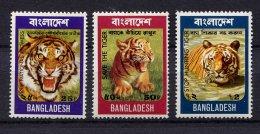Bangladesh,  1974,  Tiger, Animals - Bangladesh
