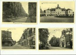 Stockay Lot De 9 Cartes Et La Pochette - Saint-Georges-sur-Meuse