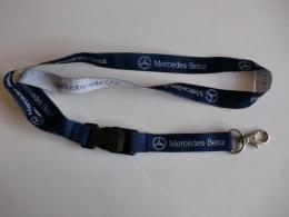 Mercedes Portugal Portuguese Key-Ring Lanyard - Porte-clefs
