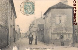 CARRIERES-SOUS-POISSY LA GRANDE-RUE 78 - Carrieres Sous Poissy
