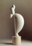 Constantin Brancusi - Nancy Cunard (jeune Fille Sophistiquée ) - Sculpturen