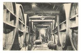 GARD  /  Environs  De  NÎMES  /  CAVE  DE  SAINTE-ANNE  ( MAUBE Jeune , Propriétaire ) /  Fûts Et Tonneaux De Vins.... - France