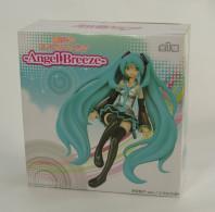 Angel Breeze : Hatsune Miku ( Sega ) - Figurines