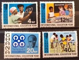 Ghana 1970 MNH** # 390/393 - Ghana (1957-...)