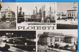 ROMANIA POSTCARD USED PLOIESTI - Romania